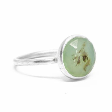 Nina Nguyen Designs Chillaxin Silver Ring