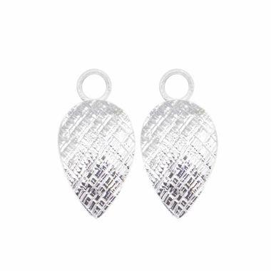 Nina Nguyen Designs Lotus Small Silver Jackets