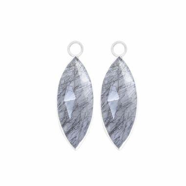 Nina Nguyen Designs Mekong Med Silver Jackets