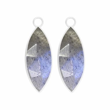 Nina Nguyen Designs Mekong Lrg Silver Jackets