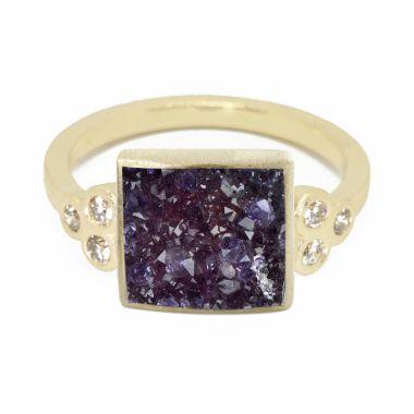 Nina Nguyen Designs Ariana Gold Ring
