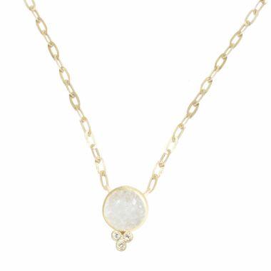 Nina Nguyen Designs Chloe  Gold Necklace