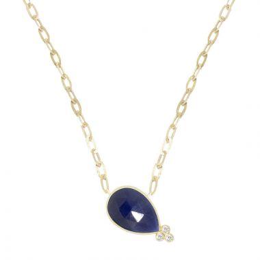 Nina Nguyen Designs Mia Small Gold Necklace