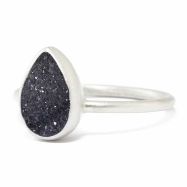 Nina Nguyen Designs Adorn Petite Silver Ring