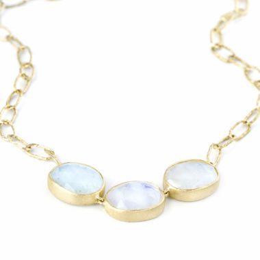 Nina Nguyen Designs Legacy Gold Necklace